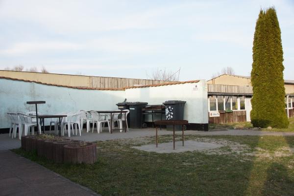 Außenbereich; Grillplatz